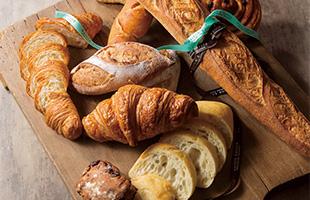 (終日提供)メゾンカイザーのパン(3つ星レストランで提供されているパンです)